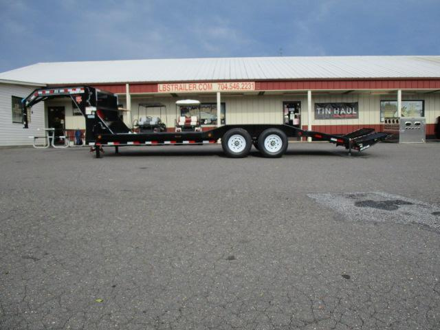 2020 PJ Trailers 22 x 6 Channel Super Wide Car / Racing Trailer
