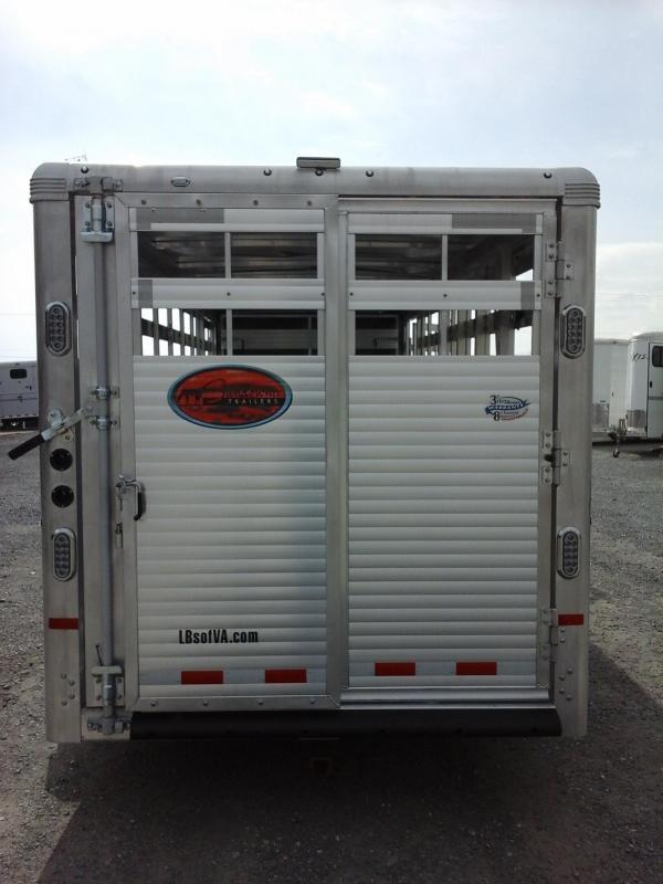 2018 Sundowner Trailers 20ft Rancher XP Livestock Trailer