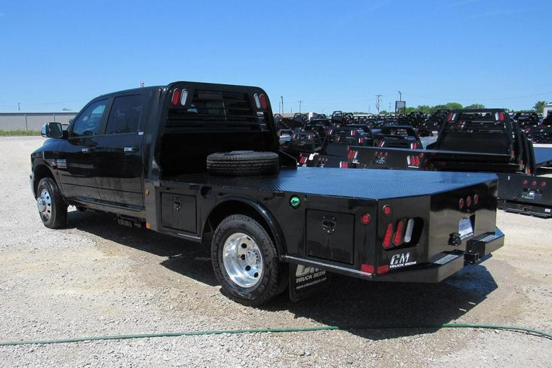 2017 CM SK2-94/94/60/34 SD-2RTB Truck Bed