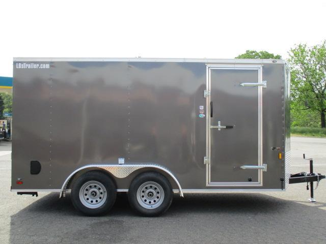 2020 Continental Trailers 7 x 14 Enclosed Cargo Trailer in Crumpler, NC