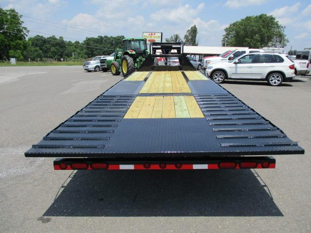 2019 Load Trail 102 x 26 Low Pro Hyd Dove Utility Trailer