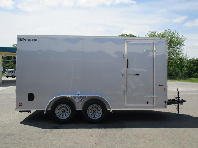 2020 Continental Cargo 7 x 14 Enclosed Cargo Trailer in Faith, NC