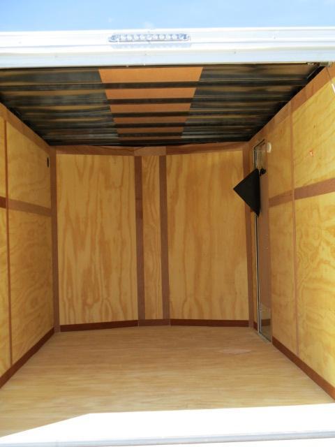 2020 Continental Cargo 7 x 14 Enclosed Cargo Trailer