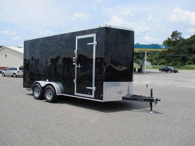 2019 Continental Cargo BP 7 x 16 Enclosed Cargo Trailer