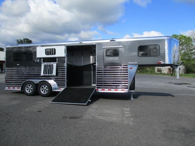 2019 Sundowner Trailers 2 + 1 Horse Trailer in Ashburn, VA