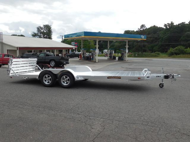 2016 Aluma 8220B Car / Racing Trailer in Clinton, SC