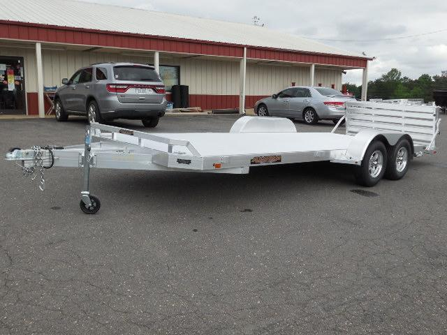2016 Aluma 8220B Car / Racing Trailer