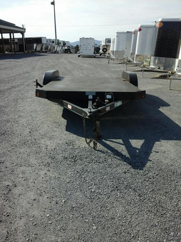 2012 Quality Trailers 16ft Carhauler Car / Racing Trailer in Ashburn, VA