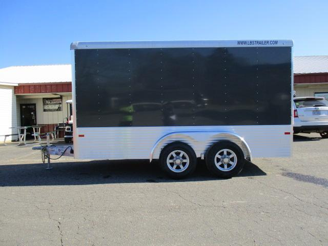 2019 Sundowner Trailers 14ft Enclosed Cargo Trailer in Faith, NC
