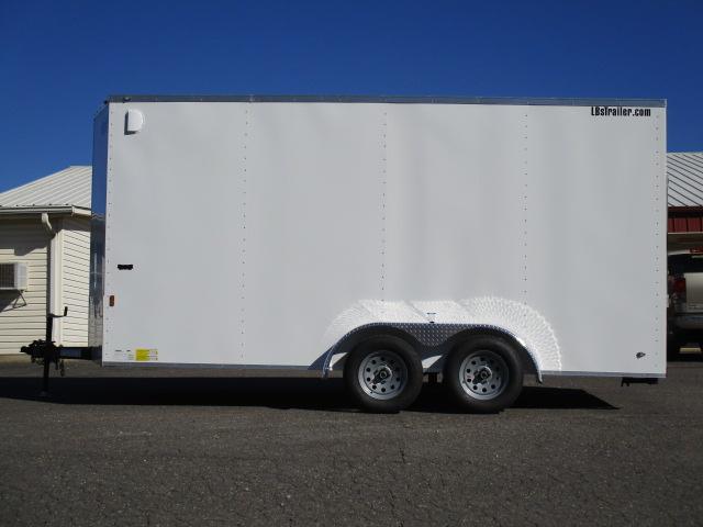 2019 Continental Cargo 7 x 16 Enclosed Cargo Trailer