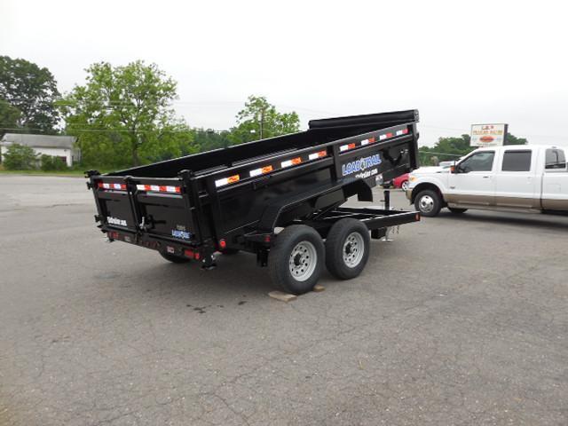 2017 Load Trail BP 83 x 14 TA Dump Trailer