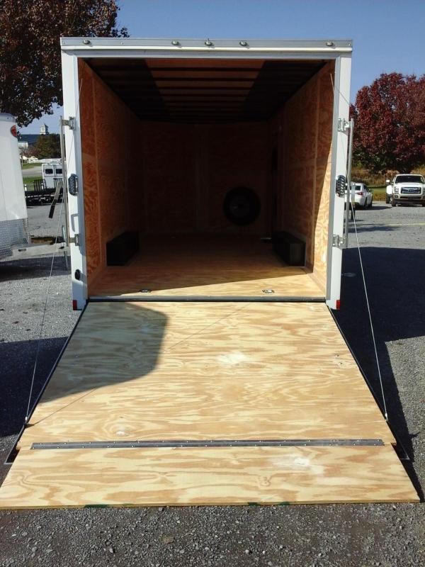 2019 Continental Cargo 8.5x20 Enclosed Cargo Trailer