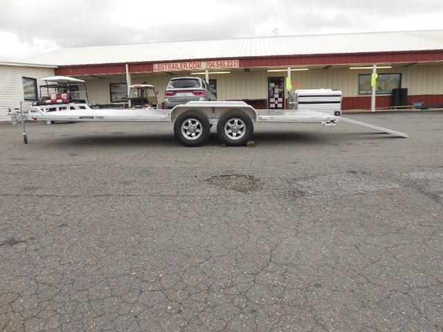 2017 Aluma 8220HWB Car / Racing Trailer in Jenkinsville, SC