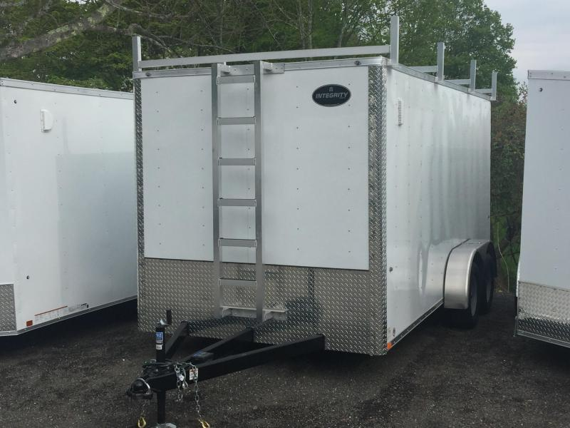 2019 Integrity Trailers HL 7x16 TA2 Enclosed Cargo Trailer