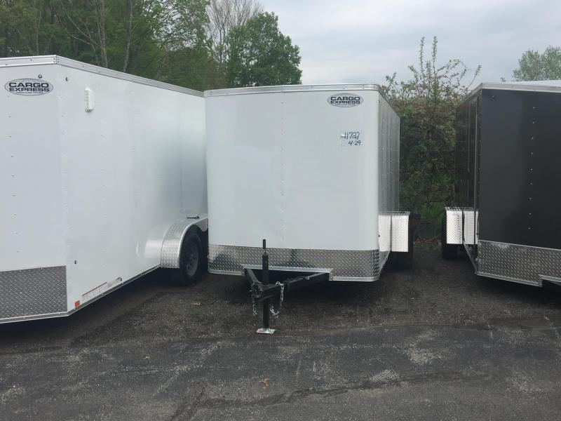 2020 Cargo Express EX Enclosed Cargo Trailer