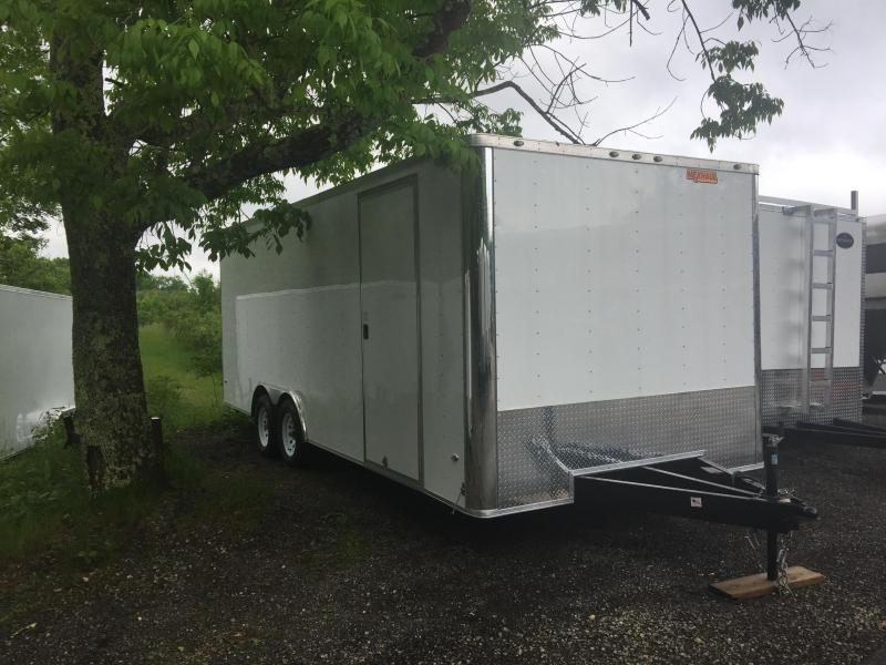 2019 Nexhaul Rocket 8.5x20 Enclosed Cargo Trailer