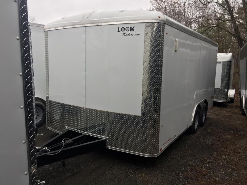 2020 Look Trailers ERLC85x16 Enclosed Cargo Trailer