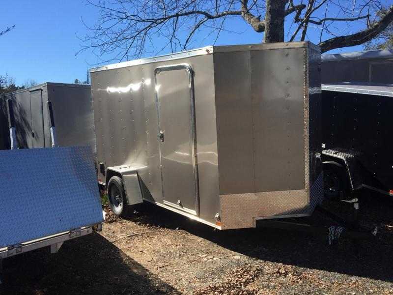 2018 Wells Cargo WCGV Enclosed Cargo Trailer