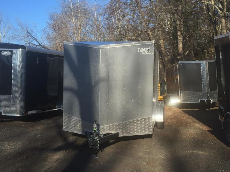 2019 Look Trailers STLC7x14 DLX Enclosed Cargo Trailer