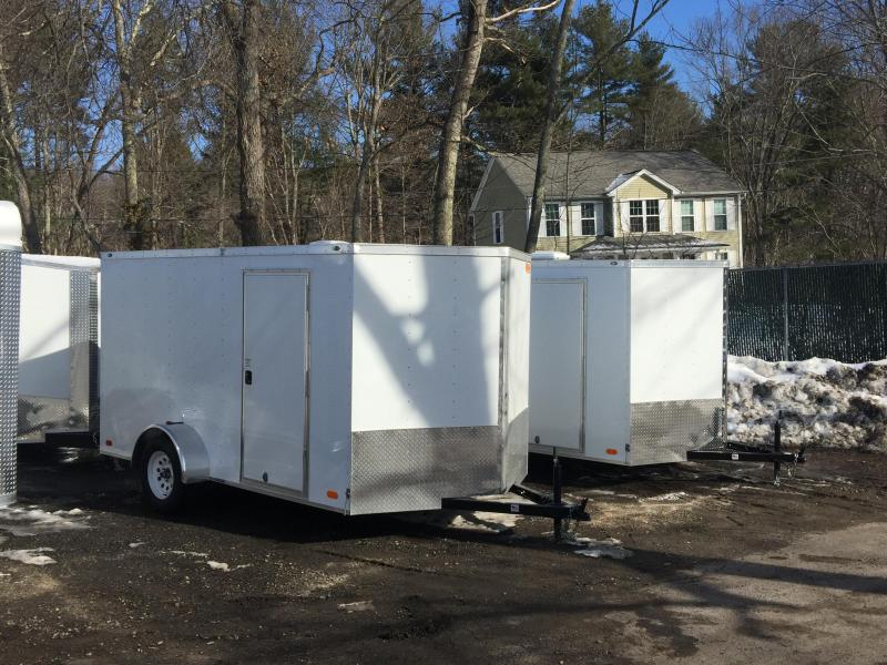 2019 Nextrail Trailers Bullet Enclosed Cargo Trailer
