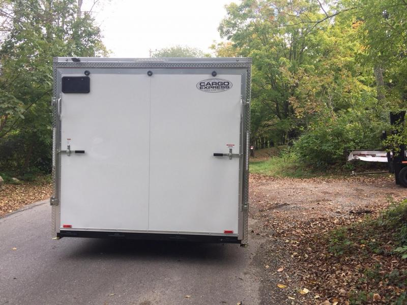 2019 Cargo Express CXT85x16TE2 Enclosed Cargo Trailer