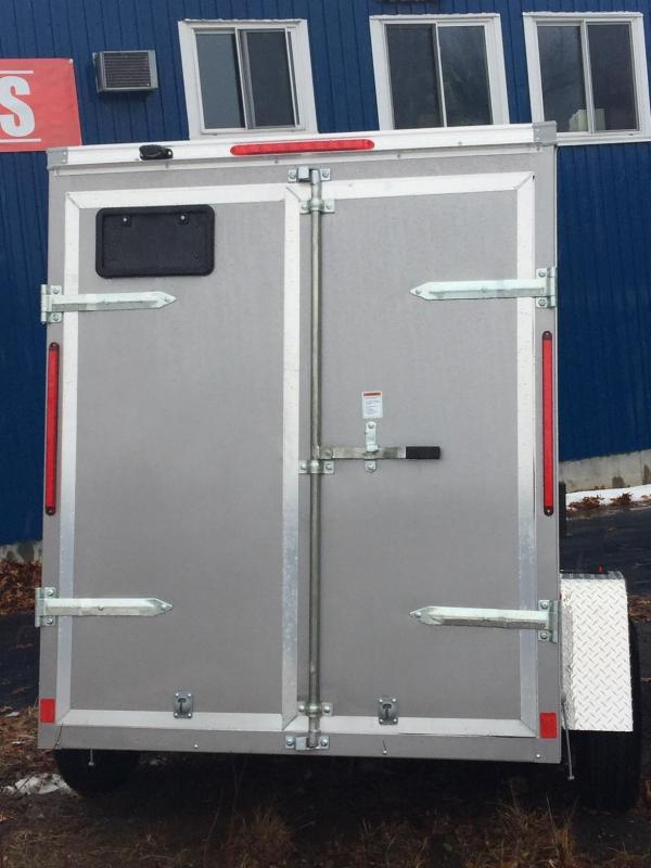 2019 Look Trailers Element Flattop Cargo Se Cargo / Enclosed Trailer