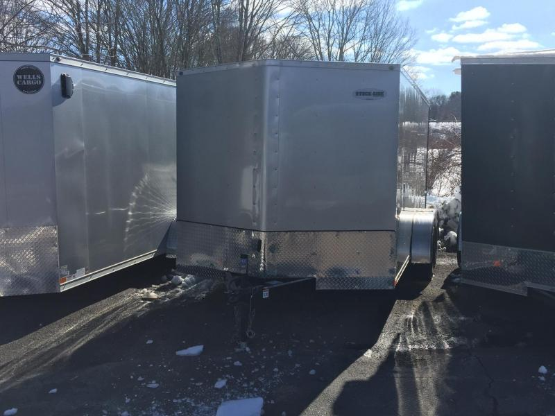 2019 Integrity Trailers Stockade Enclosed Cargo Trailer