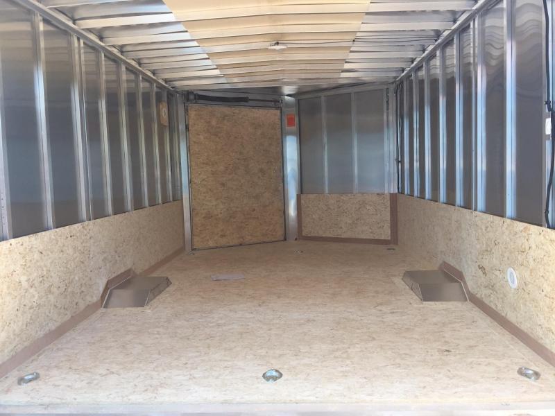 2019 Cargo Express Aluminum Denali Cargo / Enclosed Trailer