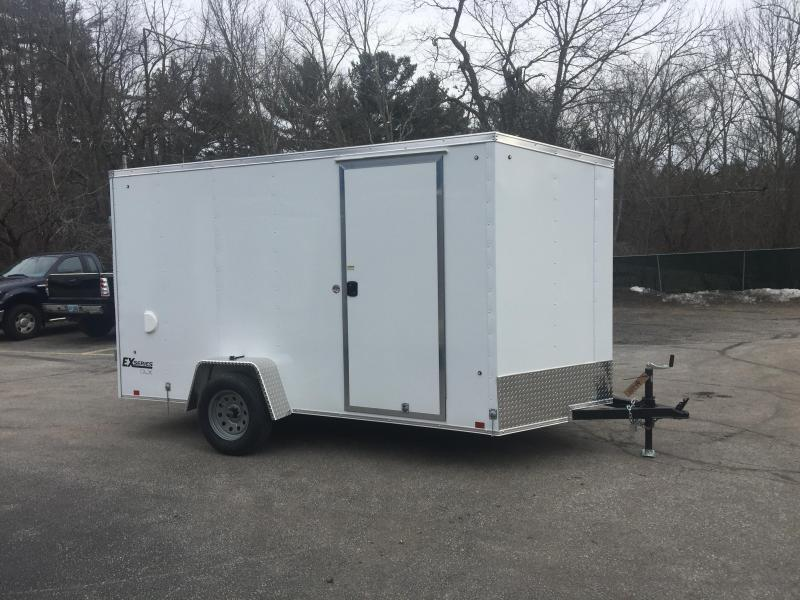 2020 Pace American OBDLX Enclosed Cargo Trailer