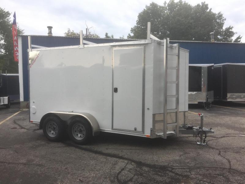 2019 Steadfast Trailers SF6x12SE2 Enclosed Cargo Trailer