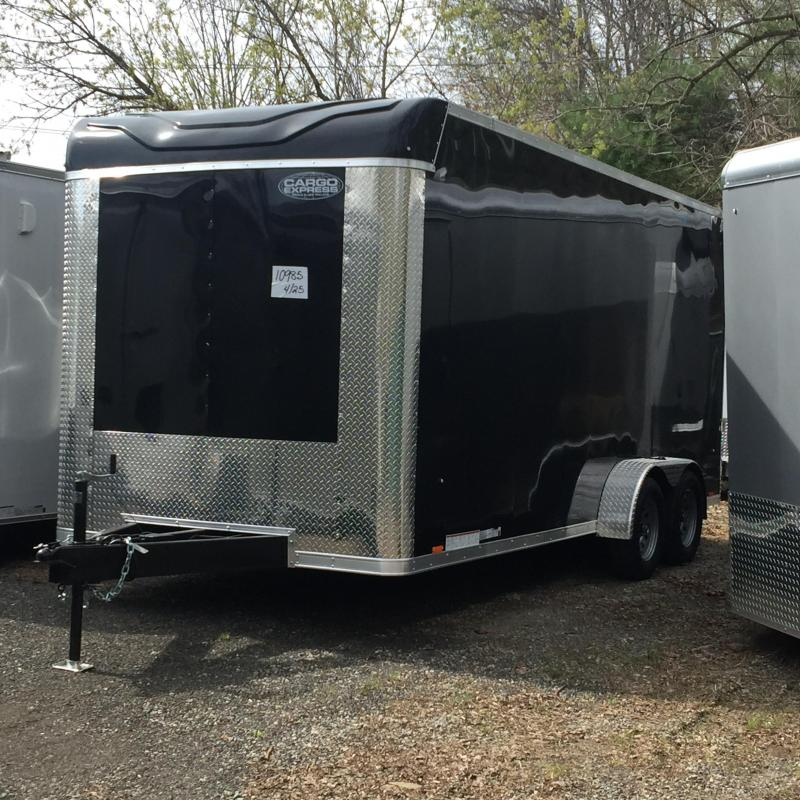 2020 Cargo Express CXT7x18 Enclosed Cargo Trailer