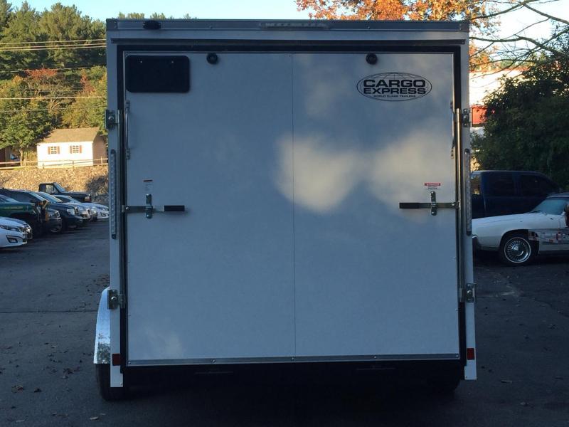 2019 Cargo Express Pro 7 Wide Tandem Cargo Cargo / Enclosed Trailer