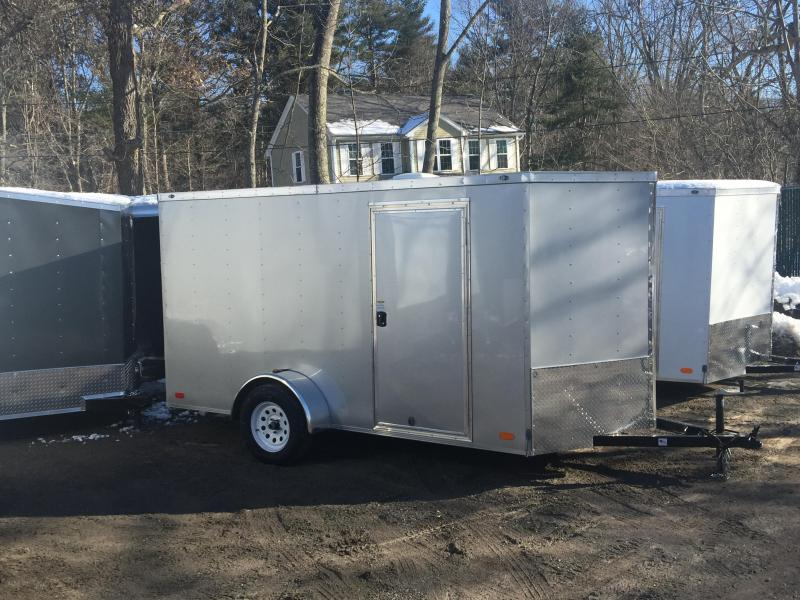 2019 Nexhaul Bullet 6x12 Enclosed Cargo Trailer