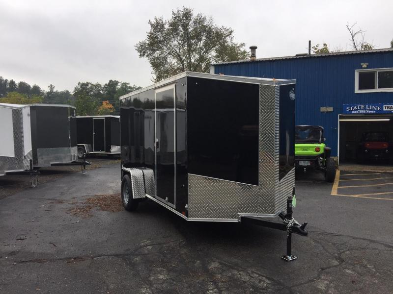 2018 Cargo Express Xlw Se 6 Wide Single Cargo  Cargo / Enclosed Trailer