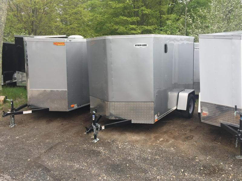 2019 Integrity Trailers WW 610 Enclosed Cargo Trailer