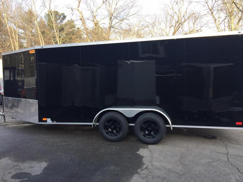 2019 Nextrail Trailers Snowman Enclosed Cargo Trailer