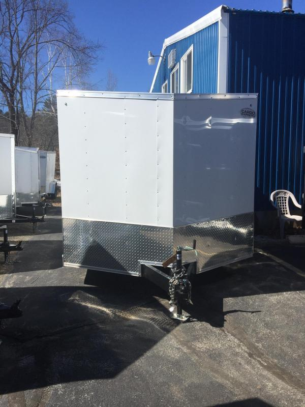 2020 Cargo Express EXDLX85x16 Enclosed Cargo Trailer
