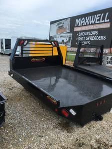 Maxwell Crossfire Truck Bed for Single Wheel Axle Trucks