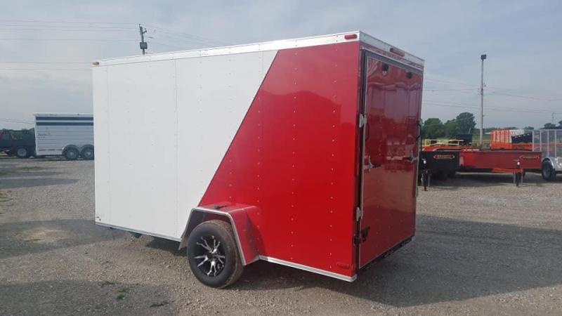 2020 Maxwell ProStar Enclosed Cargo Trailer