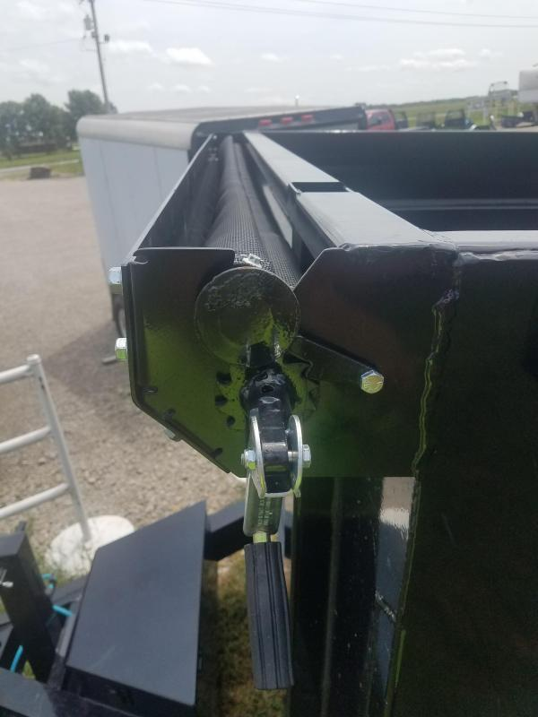 2019 Maxwell Bumper pull Dump Dump Trailer