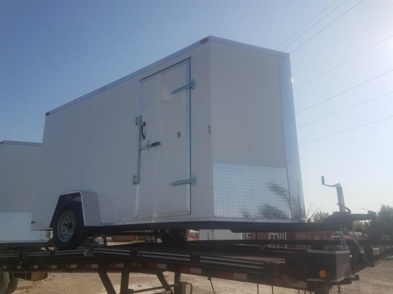 2018 May Trailers WINDBREAKER Enclosed Cargo Trailer