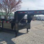 New Maxwell 83 x 14 14K Low Pro Gooseneck Dump Trailer