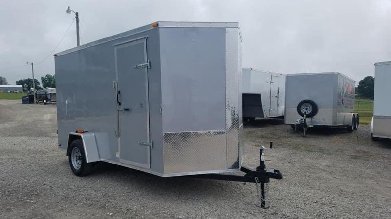 2020 Maxwell ProStar Cargo Enclosed Trailer