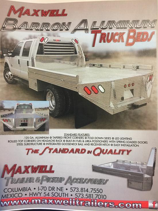 Iron Star Barron Aluminum Series Truck Beds