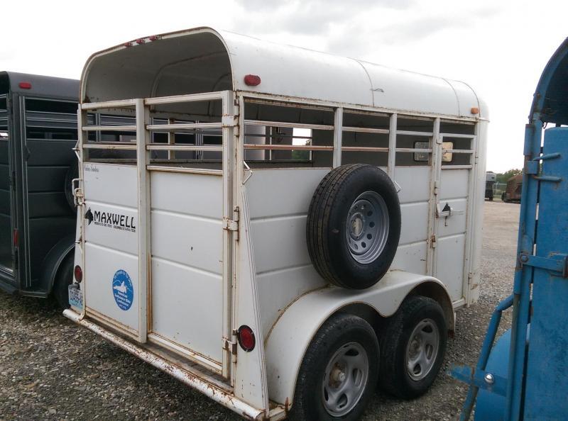 2004 Calico Trailers Bumper Pull Livestock  Trailer