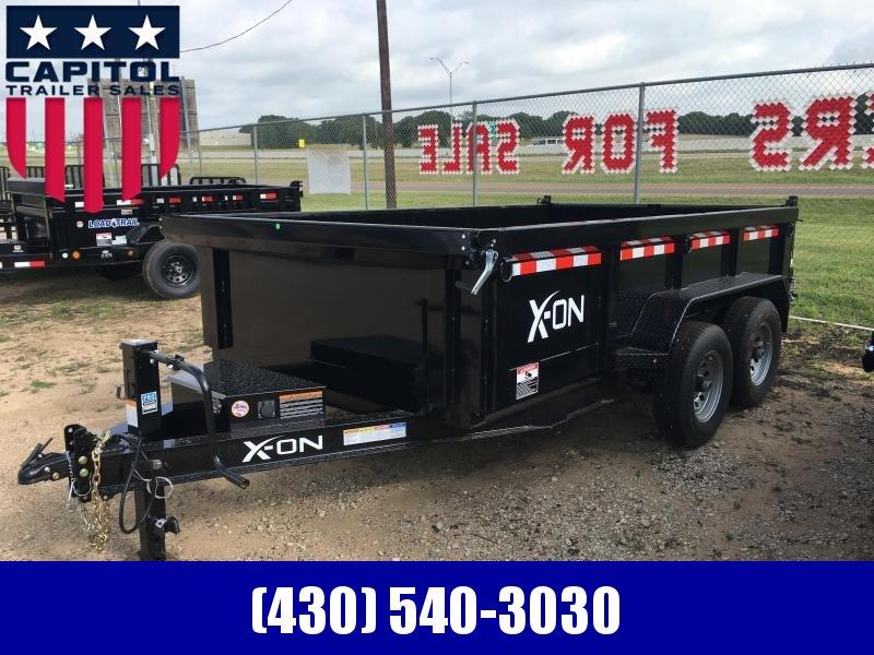 2019 X-On DT10 Dump Trailer 83x12