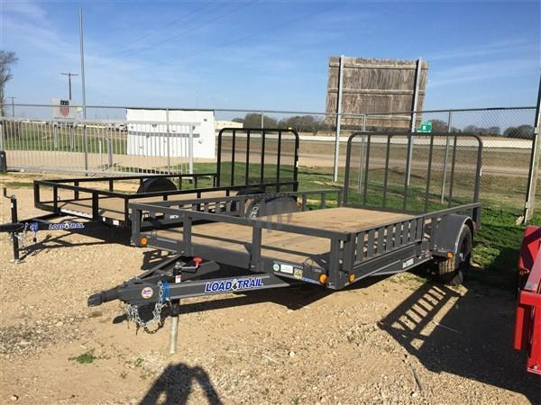 2018 Load Trail SB8314 Utility Trailer in Ashburn, VA
