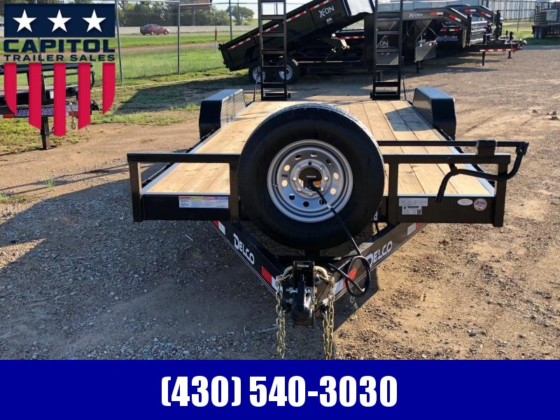 2019 Delco Trailers BC8320271 Car / Racing Trailer