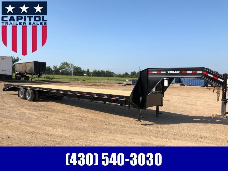 2019 Delco Trailers GF12X40212K Flatbed Trailer in Ashburn, VA