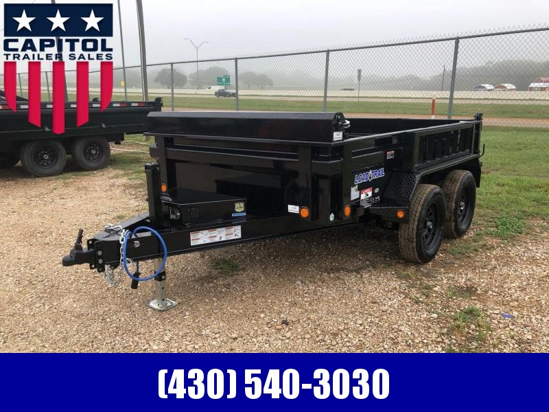 "2019 Load Trail 72""x10' Dump"